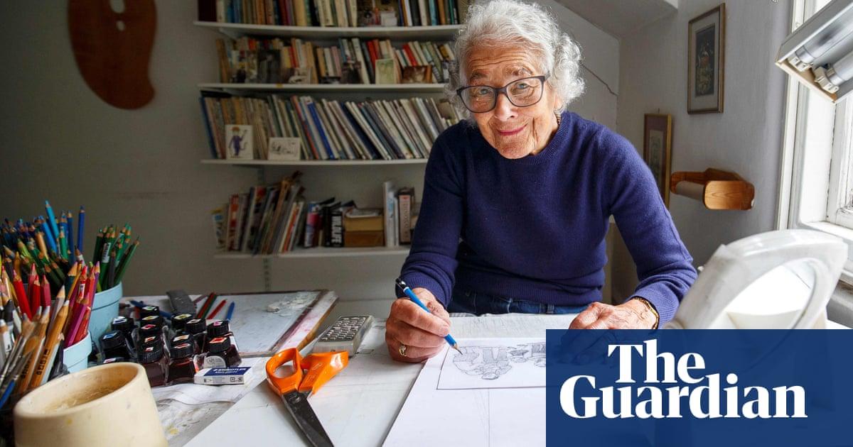Judith Kerr obituary | Julia Eccleshare