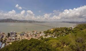 Bahia De Caraquez Or Simply Known Today As Bahia, Ecuador.