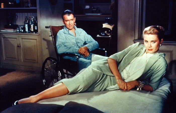 I've never seen ... Rear Window | Film | The Guardian