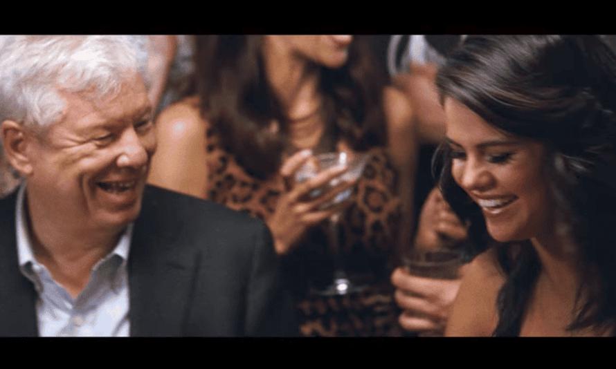 Richard Thaler and Selena Gomez in the Big Short.