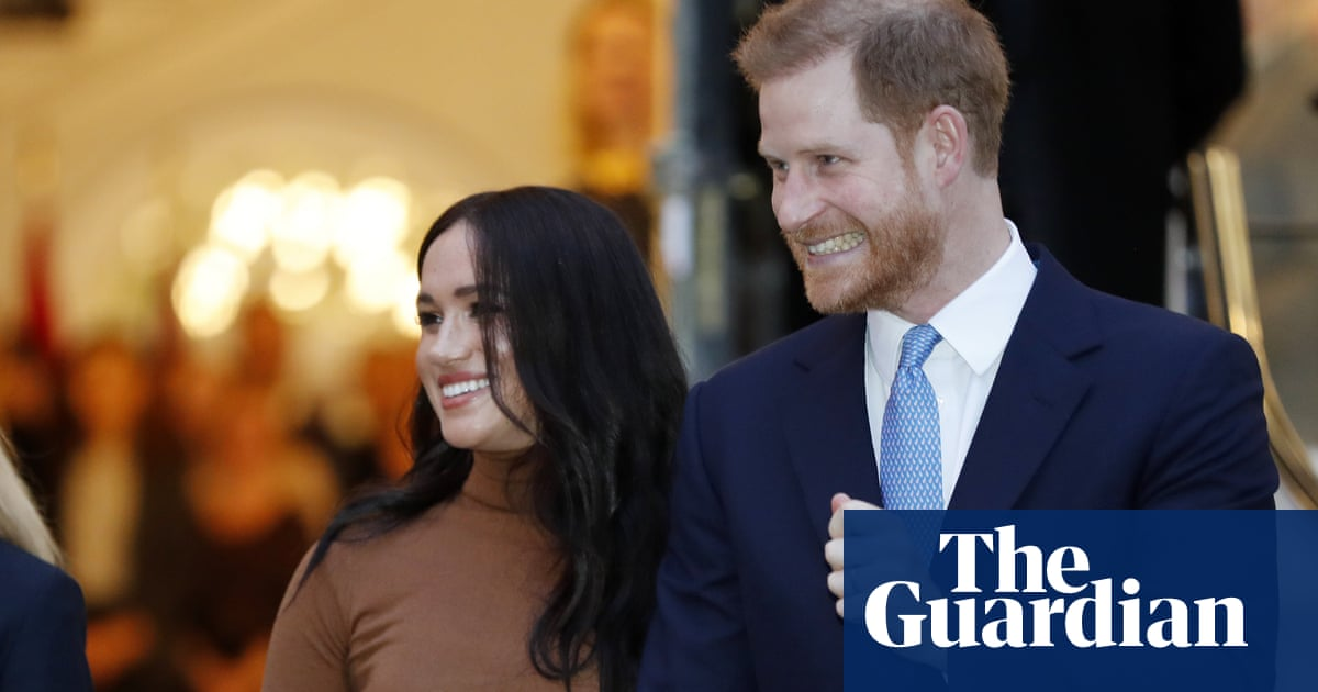 'Two most spoiled brats in history': pundits furious over Harry and Meghan's step back