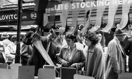 Berwick Street Market 1970s London