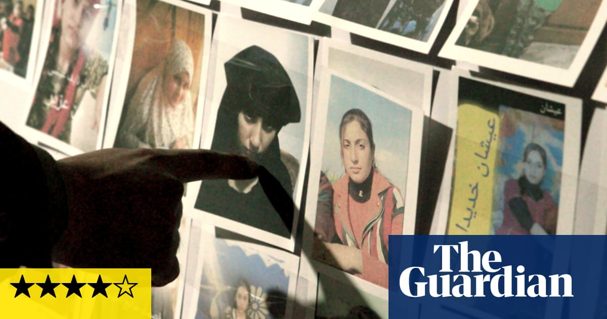 Sabaya review – extraordinary documentary shows struggle to free women kidnapped by Isis
