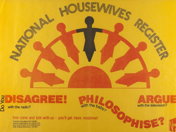 A poster for the original organisation.