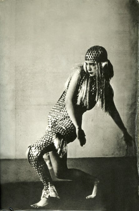 Lucia Joyce, pictured in 1929
