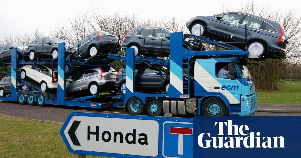 Honda's Swindon plant closure could lead to 7,000 job losses