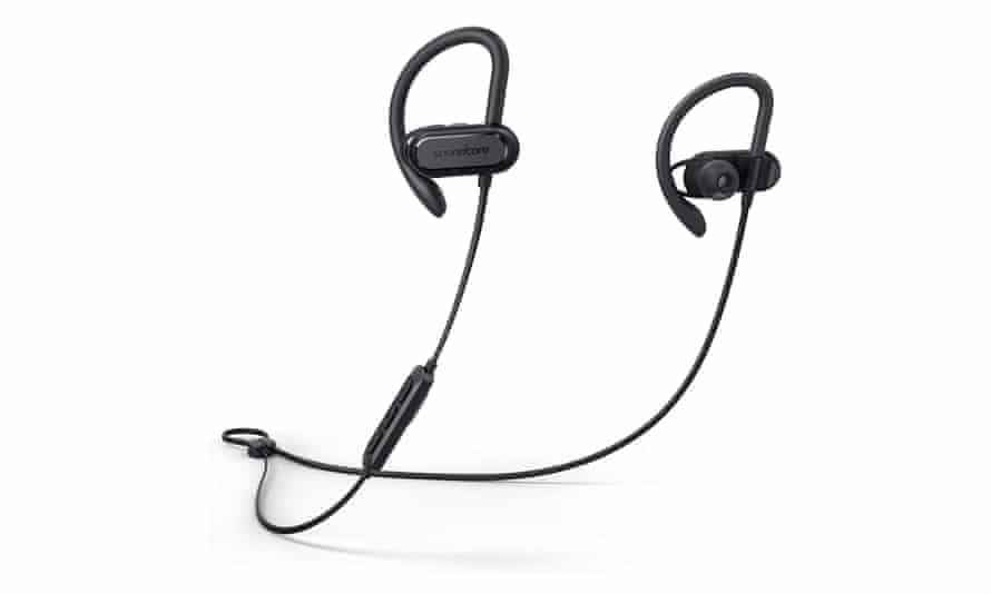 The Soundcore Spirit X are a great value set Bluetooth of exercise earbuds.
