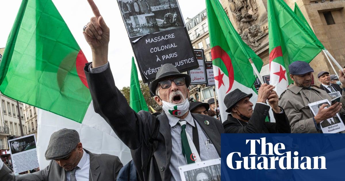 Macron statement on 1961 protest killings 'falls short', say critics