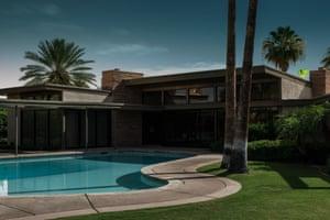 Frank Sinatra Twin Palms Estate E, Stewart Williams, 1947