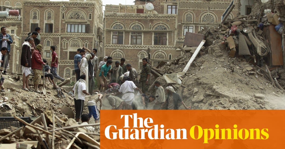 Yemen proves it: in western eyes, not all 'Notre Dames' are created