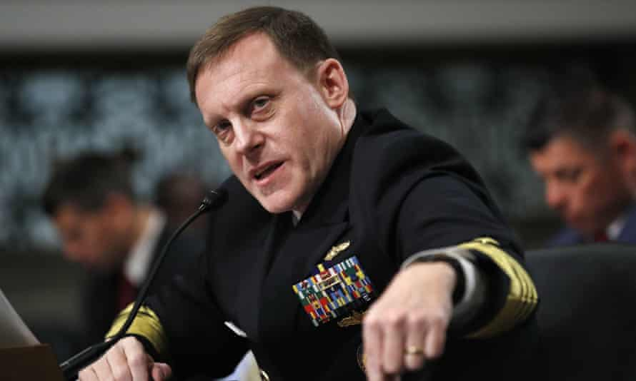 Adm Mike Rogers