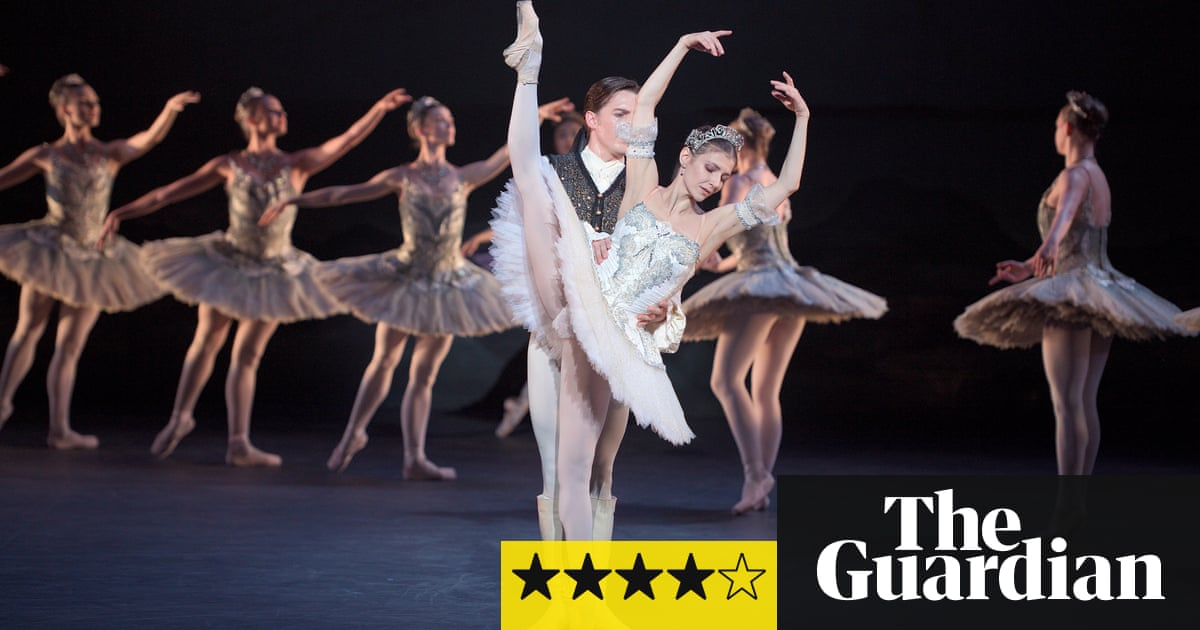 English National Ballet: The Sleeping Beauty review – a way with the fairie...