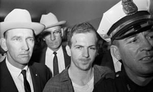 It seems implausible that Lee Harvey Oswald could wake up one day and shaped the course of history,