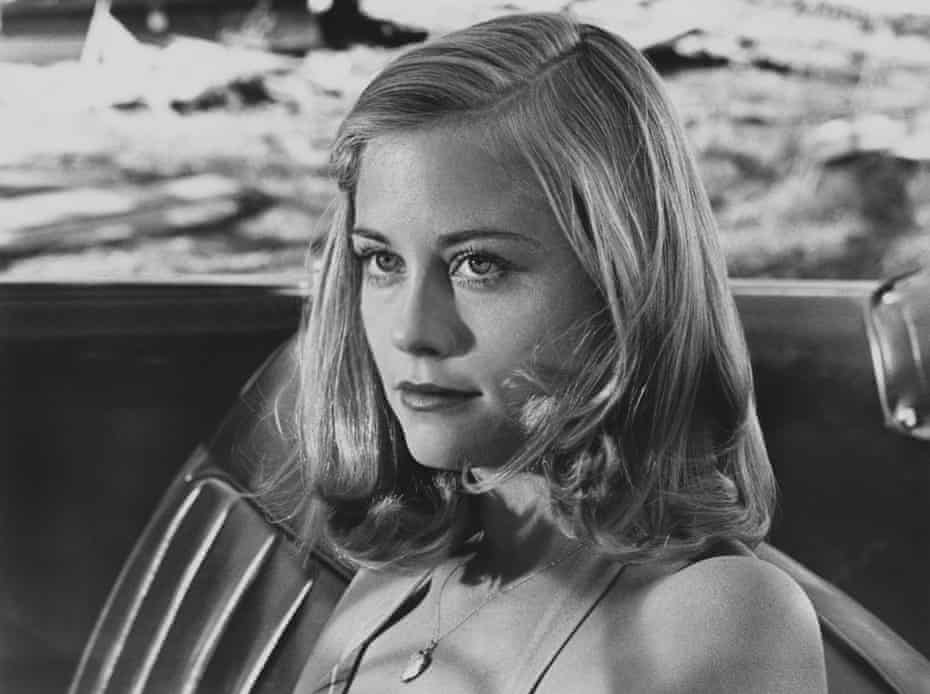 Note perfect … Cybill Shepherd in The Last Picture Show: Director's Cut.
