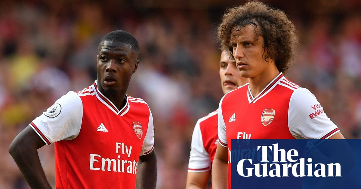 Expect the unexpected: David Luiz and Arsenal's new defensive chaos | David Hytner