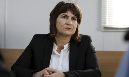 Lilianne Ploumen, the Netherlands minister of foreign trade and development cooperation: 'I'm pro-choice and pro-women's rights.'