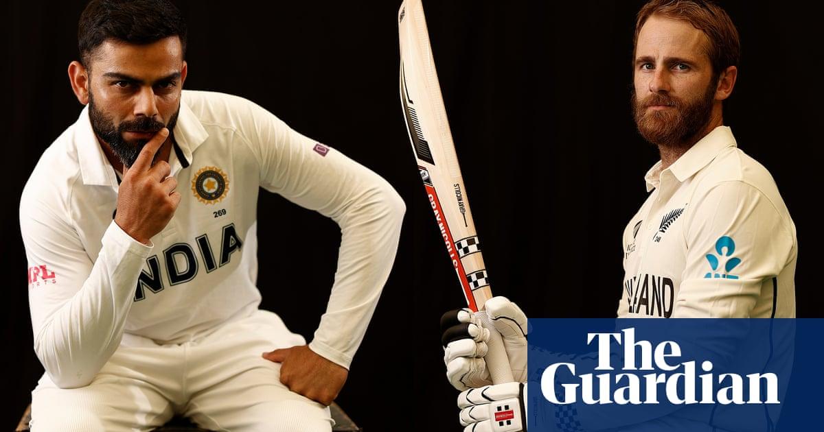 Image India v New Zealand: how the World Test Championship finalists shape up