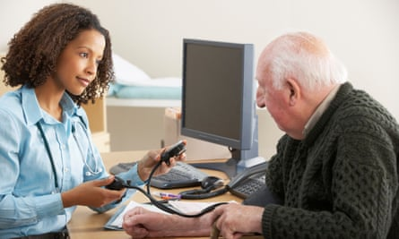 Elderly people may feel under more pressure than most to explain symptoms within the time available.