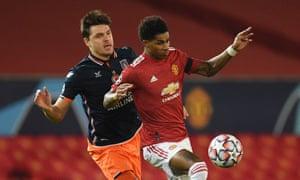15+ Manchester United Vs Istanbul Basaksehir