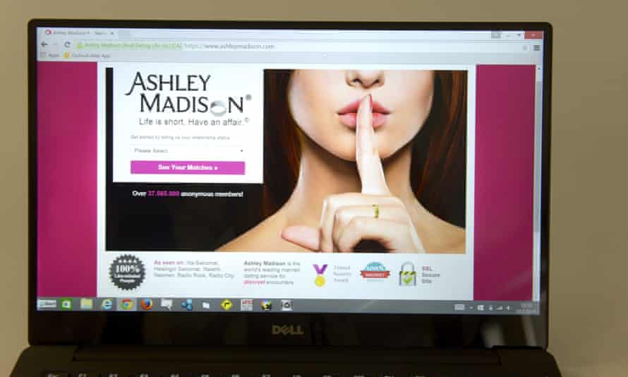 Ashley Madison's website is still up and running, and reportedly gaining users.