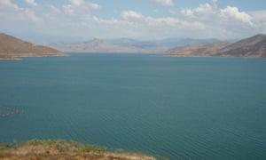 Diamond Valley Lake today.