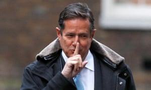 Barclays' CEO, Jes Staley