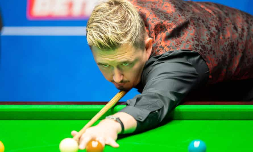 Judd Trump And Ronnie O Sullivan Trailing At World Snooker Championship World Snooker Championship The Guardian