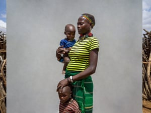 Mother of two Nyanga Maria from Kotido in Karamoja