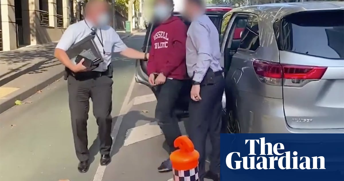 Melbourne terrorism accused allegedly bought knife for attack