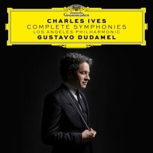 Charles Ives: Complete Symphonies album artwork.