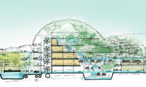 Plans for  Eden Qingdao