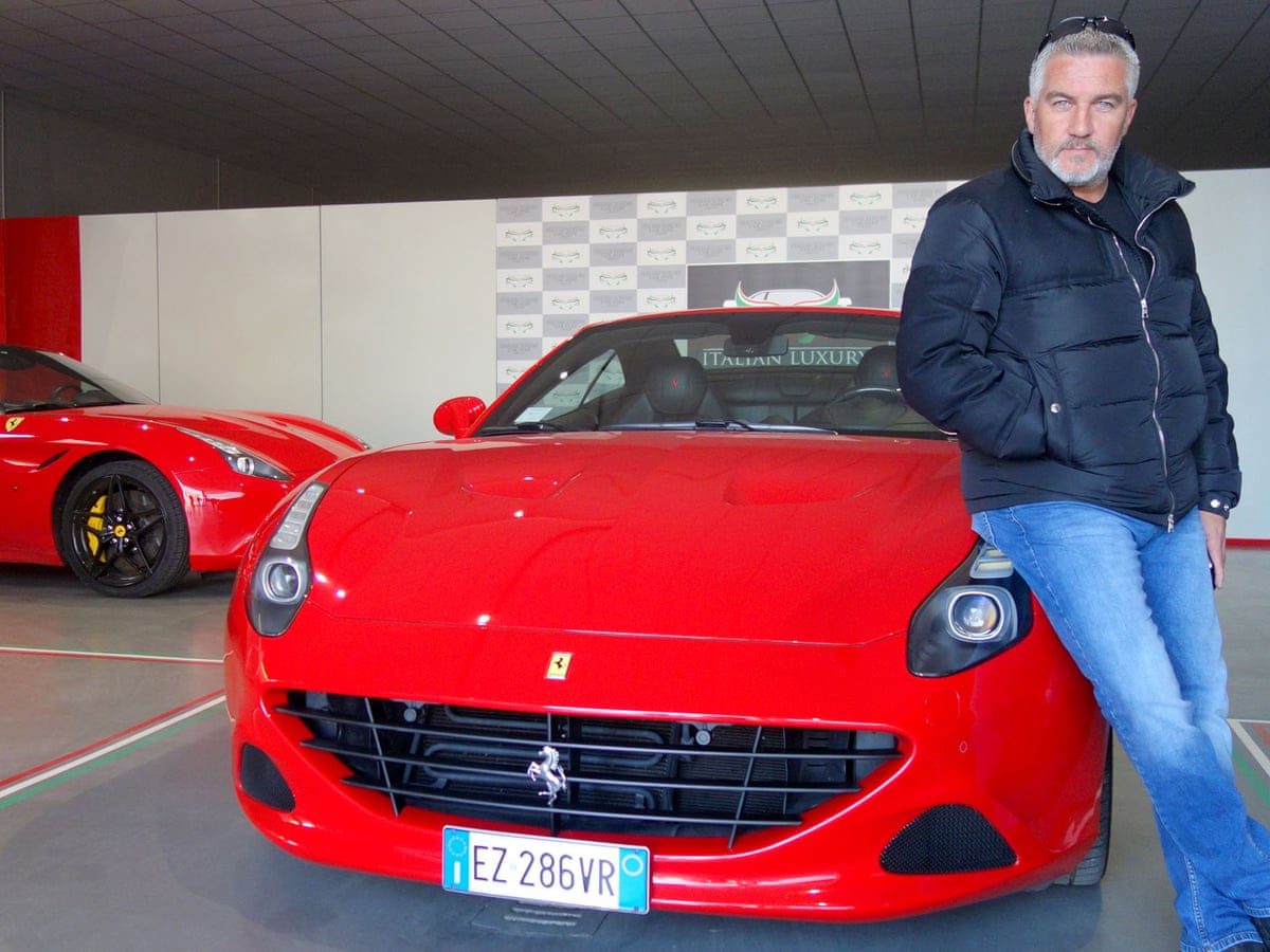 Paul Hollywood S Big Continental Trip Like Watching A Lifer On Day Release Television The Guardian