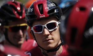 Geraint Thomas was surprisingly omitted from the Ineos team at the Tour de France.