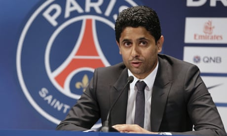 PSG chairman Nasser al-Khelaifi accused of World Cup bribery by Swiss prosecutor