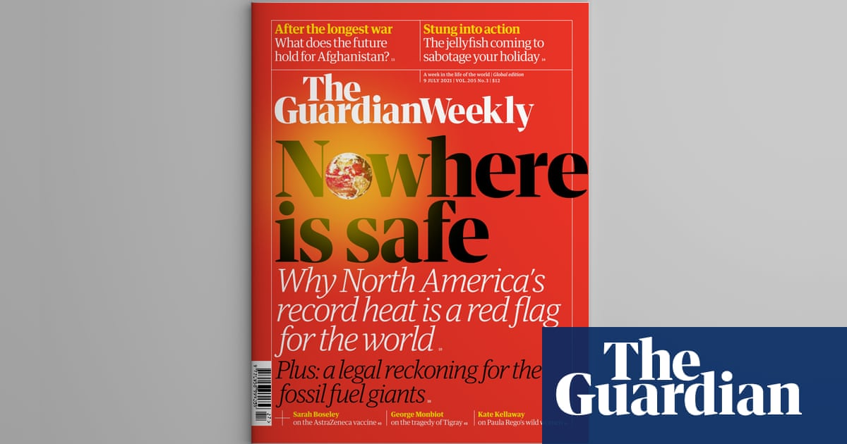 Temperatures rising – Inside the 9 July Guardian Weekly