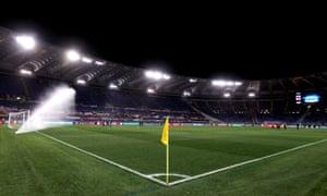 Roma's Stadio Olimpico