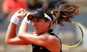 Johanna Konta: 'I learned through the last number of years to play tennis for me and to enjoy it for me.'