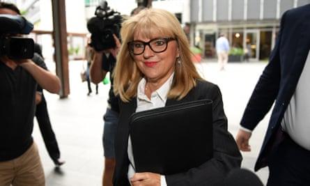 Gold Coast Deputy Mayor Donna Gates