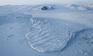 canada glacier