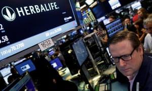 Herbalife NYSE
