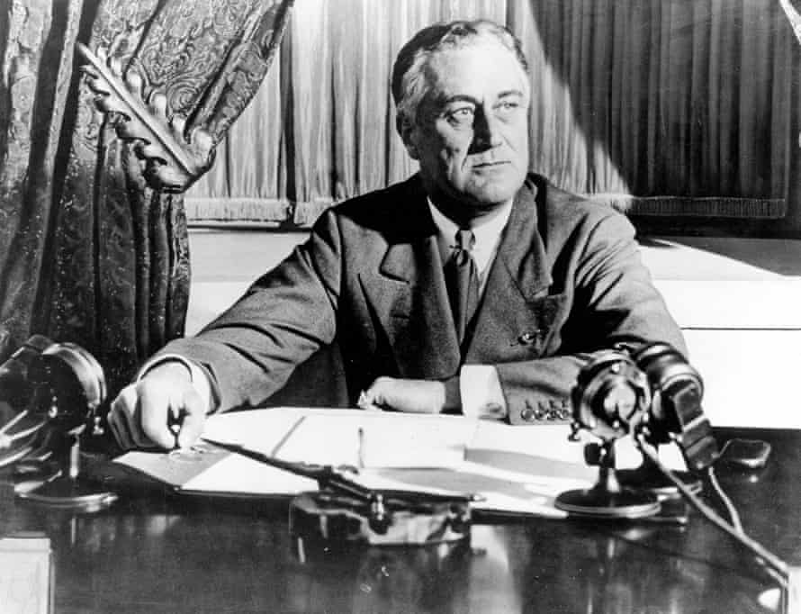 President Franklin D Roosevelt's New Deal was a try-anything moment during the Great Depression that remade the role of the federal government in American life.