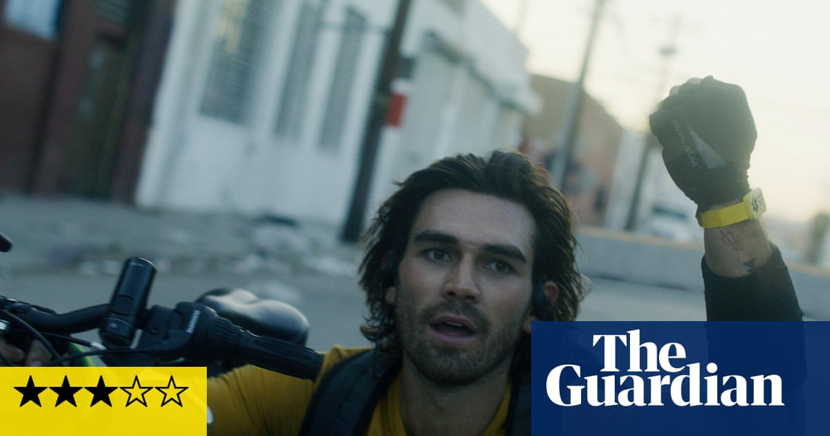 Songbird review – Hollywoods first Covid thriller is a technical triumph