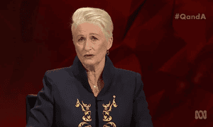 Independent MP Kerryn Phelps told Q&A on Monday night that her crossbench colleague Cathy McGowan 'won't show her hand until next week' over whether she'll support her refugee transfer bill.