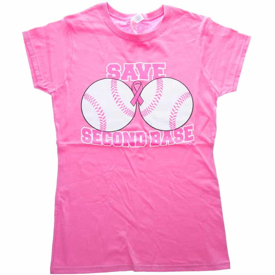 Save Second Base T-shirt.