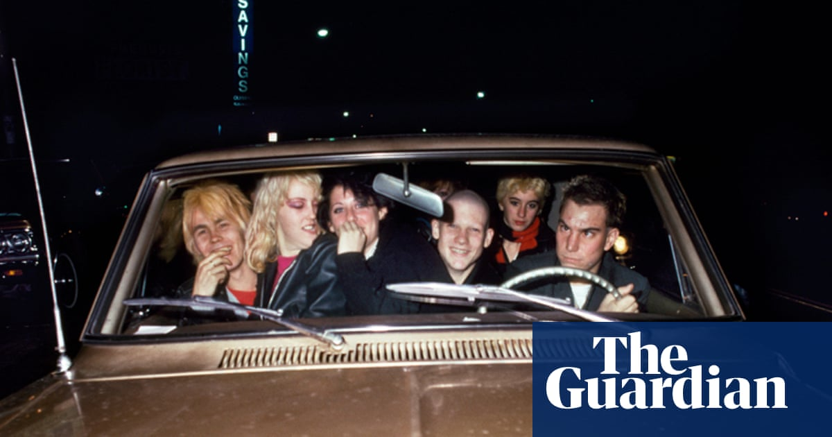Bay of punks: remembering when punk rock invaded San