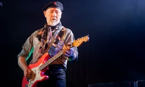 Richard Thompson … instantly recognisable and hard to mimic