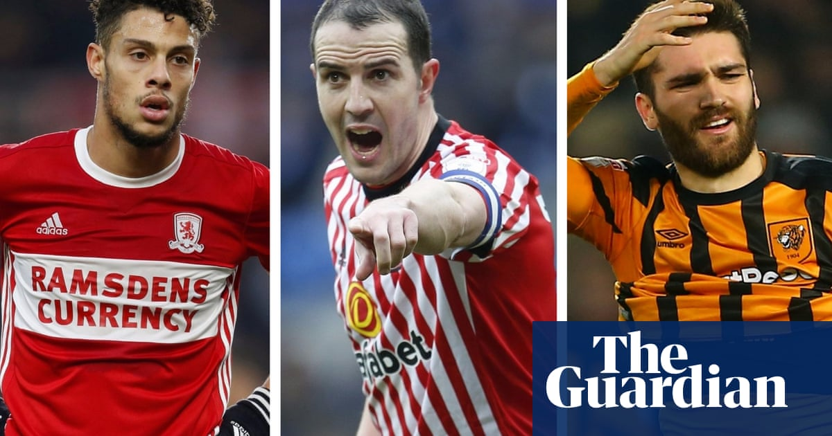 Sunderland, Hull and Middlesbrough struggle to adapt to life after