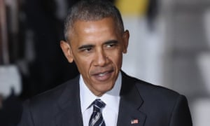 President Obama: 'History will record and judge his enormous impact of this singular figure on the people around him.'