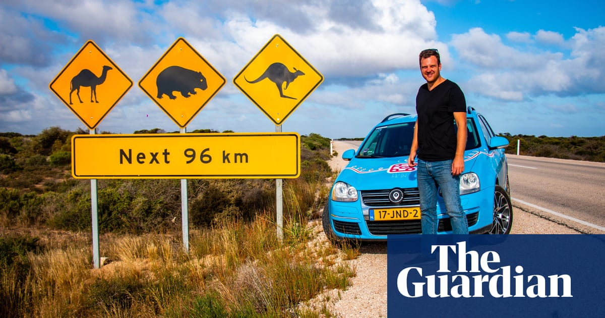 Dutch Mans Epic 89000km Drive Proves Electric Cars Are Viable In