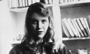 Sylvia Plath, who died in 1963.